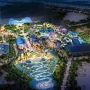 Dubai Parks and Resorts Hawkeye View