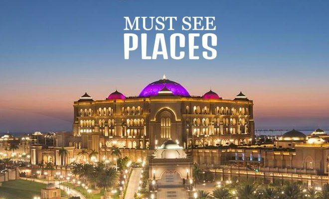 Most iimportant places to see in abu dhabi