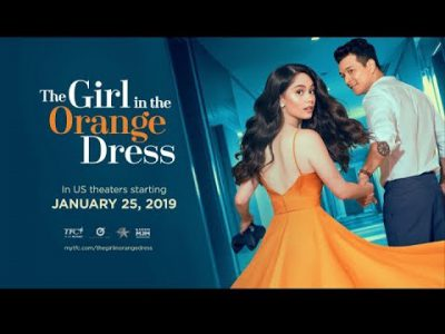 The Girl in the Orange Dress (2019) (Taglaog) movie in Abu Dhabi